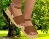 Summer Sandals + Pedi
