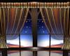 Bronze Curtain