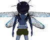 Blue Wasp Wings V2