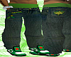*CA* Hustlin Jeans