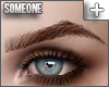 + pointed brows ginger