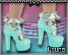 [LL] Laurel MJ's w/socks