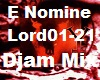 .D. E Nomine Mix Lord
