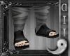 + Dark Sandals +