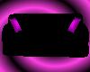 Black+PurpleCuddleCouch!