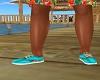 Hawaiian Shoes 10