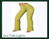 JT Straight Pants Olive