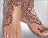 foot & TATTOO
