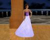 Lavendar long Skirt