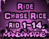 REQ Ride - Chase Rice