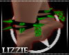 !X Ankle Spikes [G]