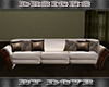D* Elven Long Couch