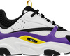 DiOr Purple & Yellow