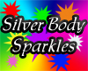L Body Sparkles Silver