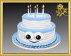 Birthday Cake Avatar Blu