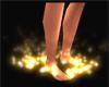 Small Fairy Sparkle Feet