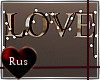 Rus: *V* love sign