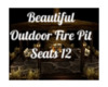 Outdoor Group Fire Pit
