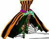 Halloween Ball Gown