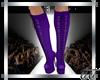 Gia Boots Purple