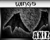 ]Akiz[ GothDemon Wings