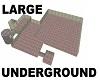 LARGE Underground Bunker