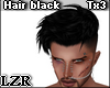 Hair Black Tx3