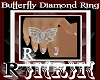 }i{R}i{ Butterfly Ring