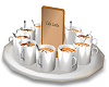 Latte Serving