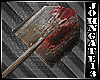 Gravedigger Blood Shovel