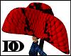 Red Huge Hat F/M