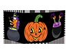 Halloween Triple Popup