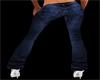 Stylish Bright Blue Jean