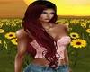 Kim Cherry Red