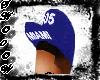 305 Blue Blazer Fitted
