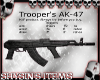 Troopers AK-47 M/F