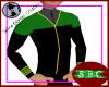 VOY Green Flag M