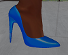 FG~ Pumps Blue