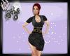 (ED) Geisha Black Dress