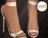 ⚘ Beige Heels