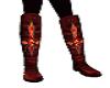 RED CARDINAL AXL BOOTS