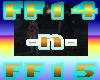 FF14 and 15 Room
