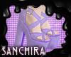 Strap Lilac Platforms