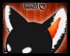 ღ Black Husky Ears 4