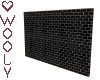 wall bricks black
